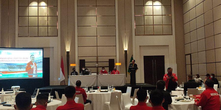 Ketua PSSI Anggap Pemain Timnas Indonesia Seperti Anak Sendiri