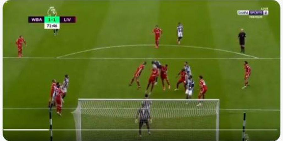 Jamie Carragher Sebut Gol Kedua West Brom Lawan Liverpool Harusnya Sah