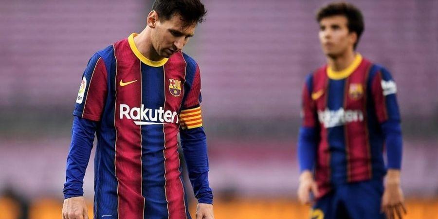 Inilah Cara Lionel Messi Menghancurkan Mental Legenda AC Milan