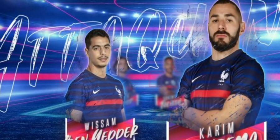 Berita EURO 2020 - Nyaris Enam Tahun Absen, Karim Benzema Akhirnya Kembali Bela Timnas Prancis