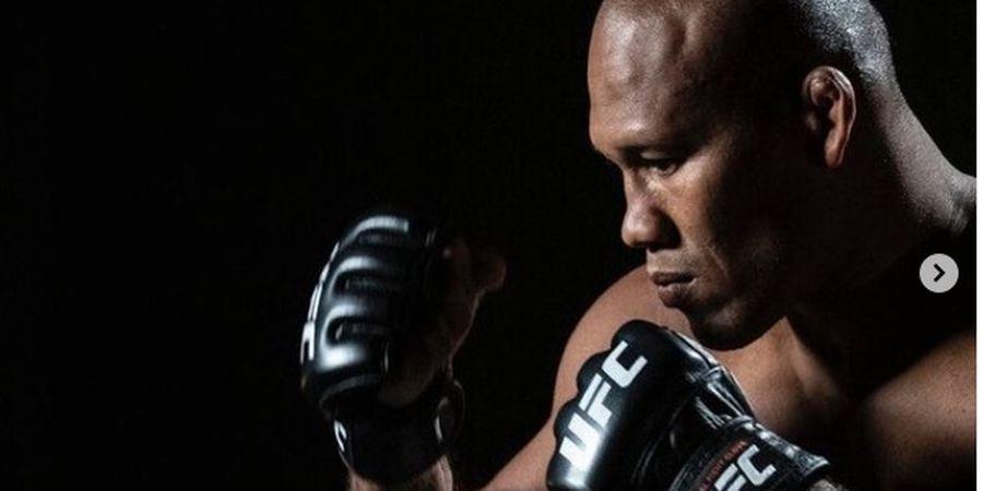 UFC Resmi Melepas Veteran Kelas Menengah usai Mengalami Patah Tangan