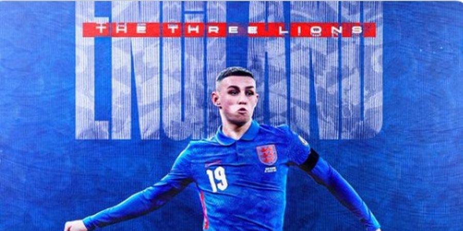 Berita EURO 2020 - Foden Ucapkan Terima Kasih ke Southgate yang Beri Kesempatan Kedua