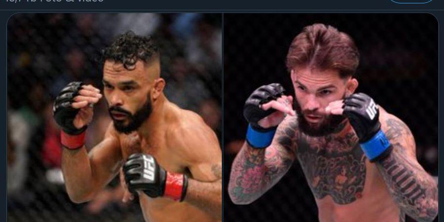 Jadwal UFC Vegas 27 - Kembalinya Sang Penakluk Raja