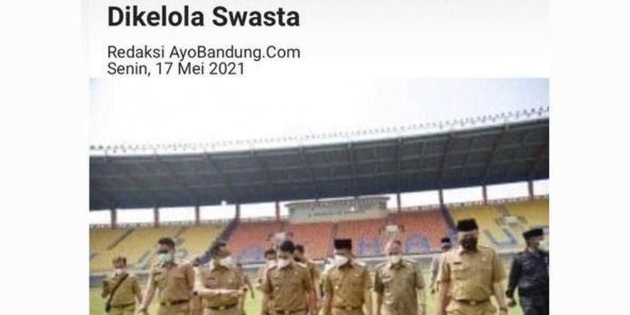 Usai RANS Cilegon FC, Kini Dewa United Tertarik Ambil Alih Persikab Kabupaten Bandung?