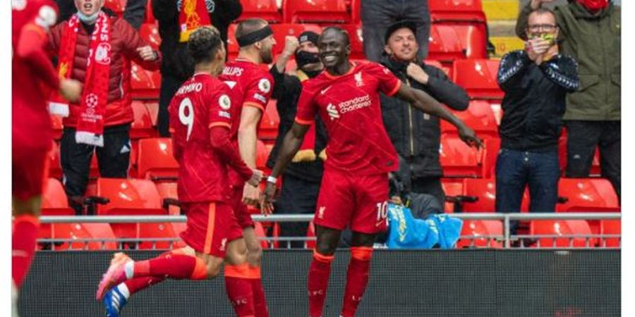 Hasil Babak I - Diwarnai Insiden Berdarah, Liverpool Unggul 1-0
