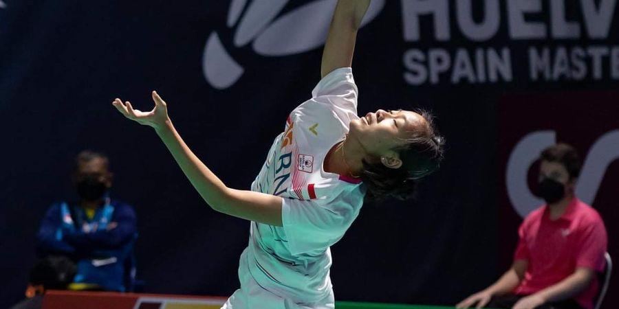 Spain Masters 2021 - Ujian Putri KW di Final Pertama BWF World Tour