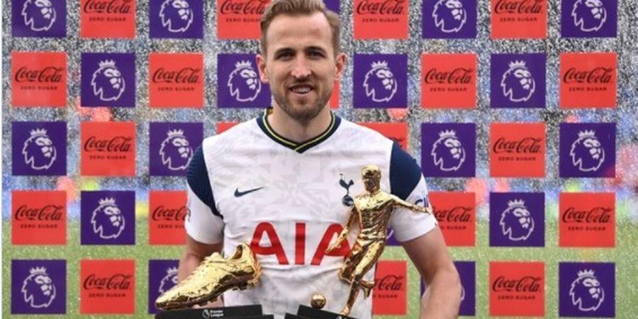 Tak Rekrut Harry Kane, Manchester City Jangan Berharap Juara Liga Inggris 2021-2022