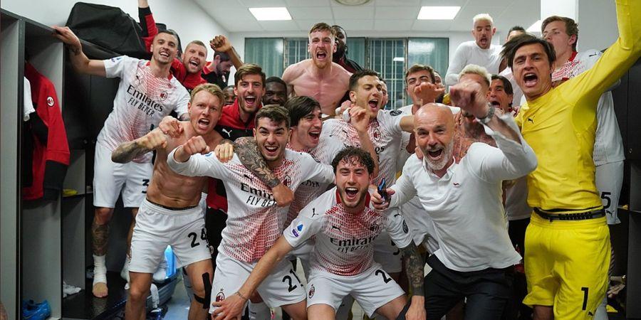 Gebuk Atalanta 2-0, AC Milan ke Liga Champions setelah 7 Tahun Absen