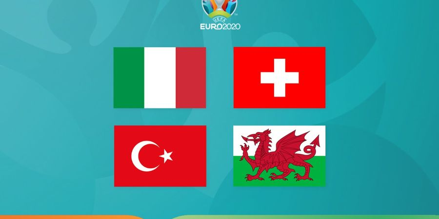 EURO 2020 - Main Bareng Pukul 23.00 WIB, Perebutan Juara Grup A Bisa Disaksikan di Mola Melalui BolaSport.com