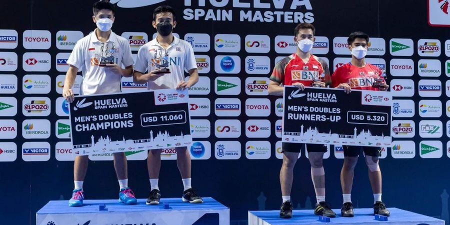 Update Peringkat BWF - Pebulu Tangkis Indonesia Naik Drastis Usai Spain Masters 2021