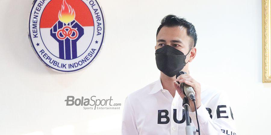 Raffi Ahmad: Baim Wong dan Atta Halilintar Sedang Mencari Tim