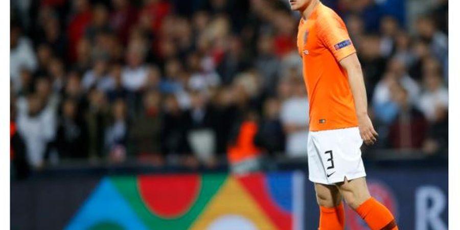 Berita Euro 2020 - Turnamen Digelar saat Pandemi COVID-19, Bek Timnas Belanda Ogah Divaksin