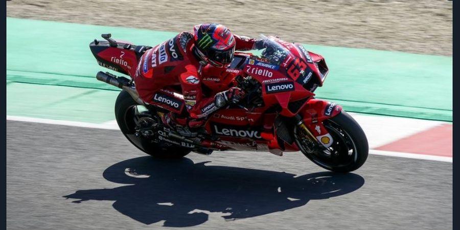 Murid Valentino Rossi Klaim Bisa Menang Jika Tak Ada Kendala Mesin