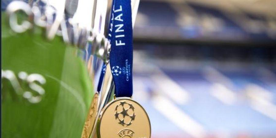 Ranking Klub Terbaru UEFA - Tiga Klub Inggris di Lima Besar, Real Madrid Tertinggal dari Barcelona