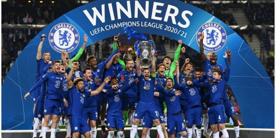 Manchester City Keok dari Chelsea, Kutukan Final Liga Champions Terus Berlanjut
