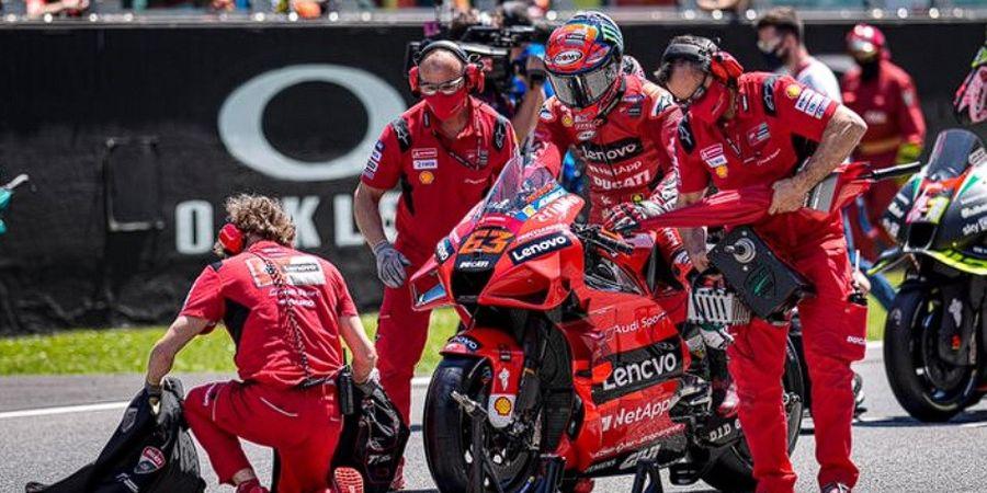 Ducati Hanya untuk Casey Stoner, Michele Pirro: Valentino Rossi Benar!