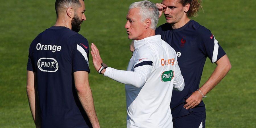 Berita EURO 2020 - Kembalinya Karim Benzema Bukan Jaminan Kesuksesan Prancis