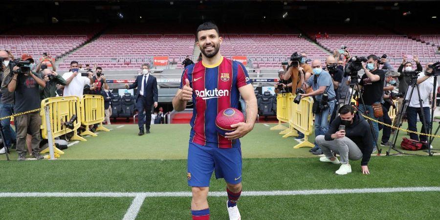 Terungkap! Sergio Aguero Sempat Dibidik Arsenal dan Chelsea Sebelum Ke Barcelona