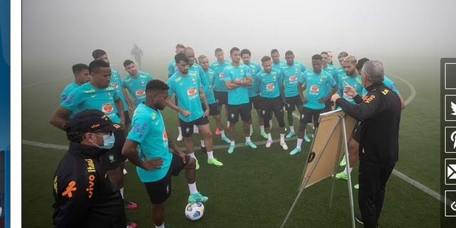 Jadi Tuan Rumah Copa America, Para Pemain Timnas Brasil Ancam Walk Out
