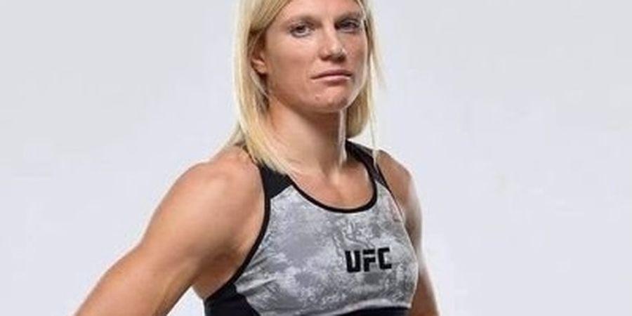 Hasil UFC Vegas 28 - Muncul Monster KO Baru Pemburu Valentina Shevchenko