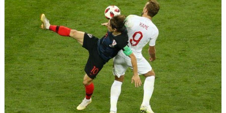 Berita EURO 2020 - Inggris Vs Kroasia, Ajang Balas Sakit Hati The Three Lions