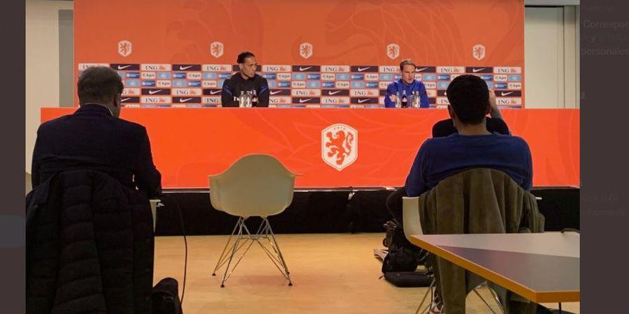 Berita EURO 2020 - Belum Pulih dari Cedera Horor, Virgil van Dijk Tetap Berangkat