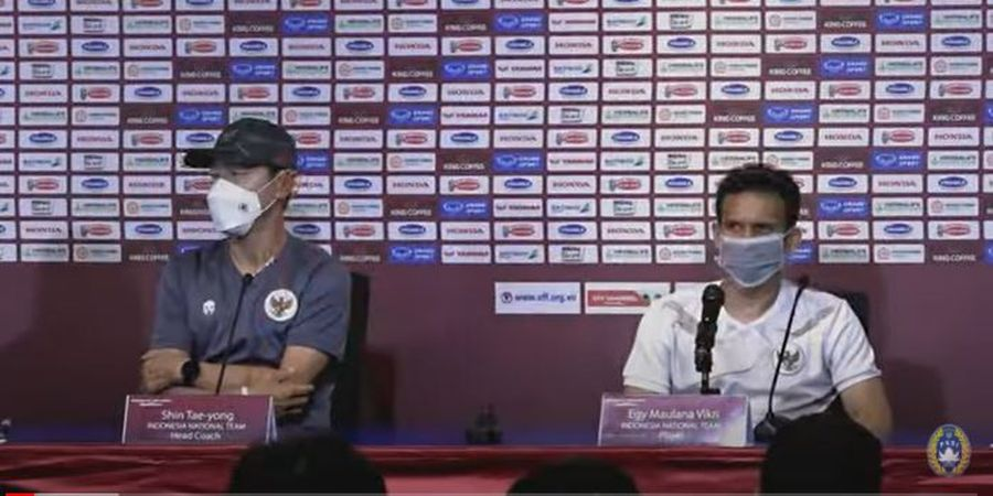 2 Kriteria Pemain yang Diinginkan Shin Tae-yong untuk Timnas U-18 Indonesia