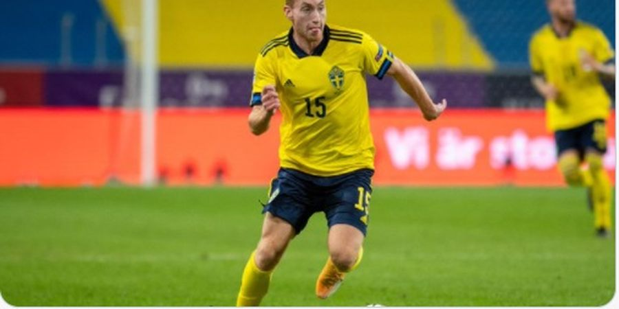Berita EURO 2020 - Dejan Kulusevski Positif COVID-19, Swedia Tak Panggil Pengganti
