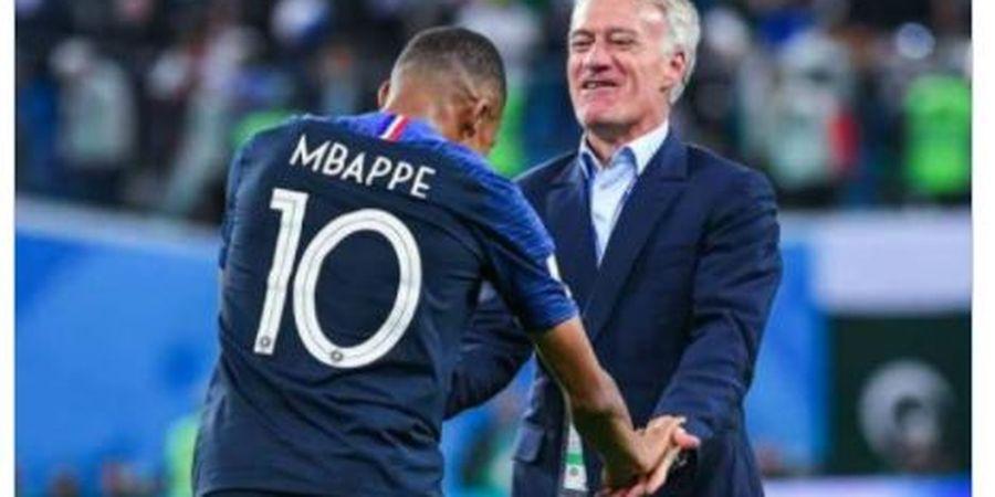 EURO 2020 - Pahlawan 2018, Pecundang 2021, Kylian Mbappe Prank Sepertiga Dunia