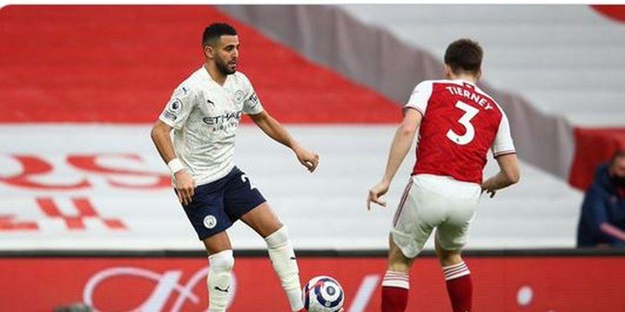 Respons Riyad Mahrez soal Spekulasi Transfer dari Man City Pindah ke Arsenal