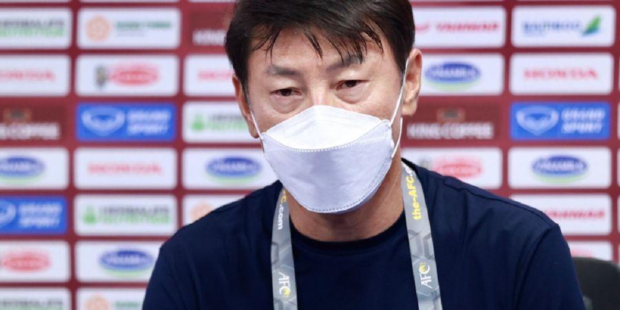 Penjelasan Lengkap Shin Tae-yong soal Peran Wasit Rusak Ritme Timnas Indonesia dan Permainan Keras