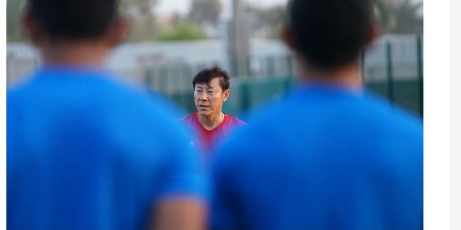 Shin Tae-yong Tak Kunjung Balik ke Indonesia karena Jadi Komentator Olimpiade 2020?