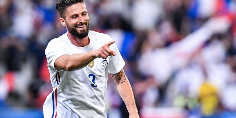 Olivier Giroud Ungkap 1 Hal yang Bisa Jadi Kelemahan Timnas Prancis di EURO 2020