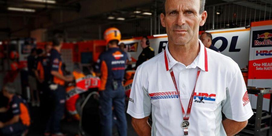 Soroti Hal Ini, Bos Honda Alberto Puig Puji-puji Marc Marquez