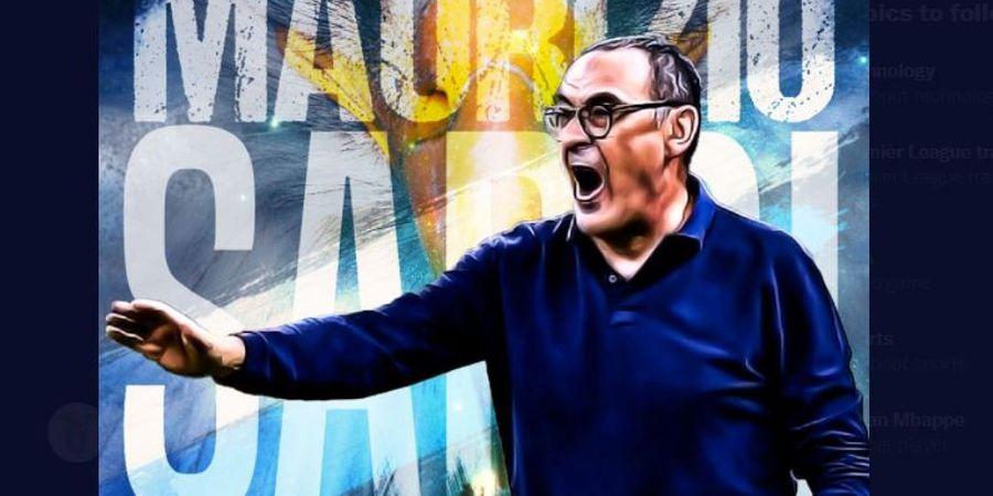 RESMI - Maurizio Sarri ke Lazio, Tinggal 2 Klub Terombang-ambing Tak Punya Pelatih