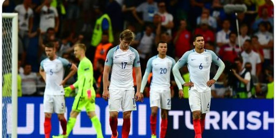 Jelang Piala Eropa 2020, Timnas Inggris Dihantui Kutukan di Laga Pembuka