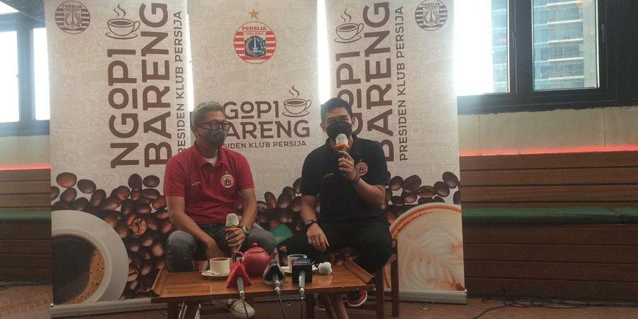 Angelo Alessio Bawa Pelatih Fisik ke Persija Jakarta, Siapa Dia?