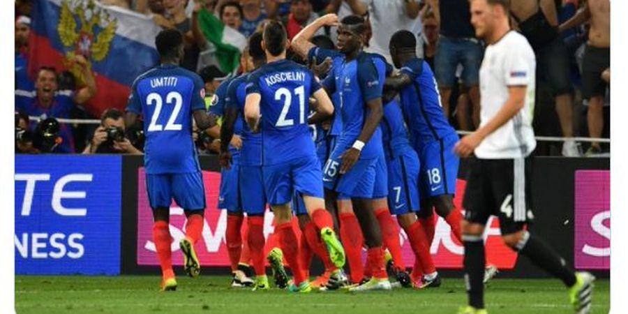 Berita EURO 2020 - Sama-sama Punya Skuad Penuh Talenta, Prancis Lebih Favorit Ketimbang Jerman