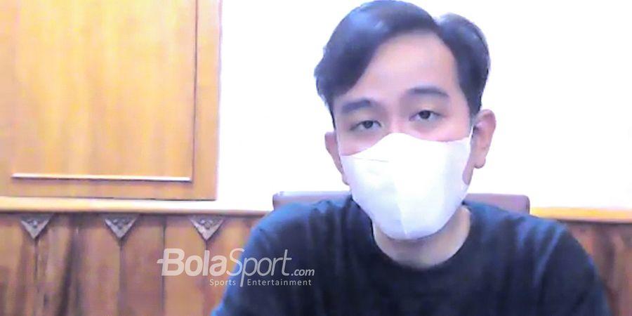 Gibran Rakabuming Blak-blakan Kenapa Piala Wali Kota Solo 2021 Digelar