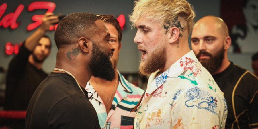 Modal Kurang, Satu Lagi Eks Jagoan UFC Tamat di Tangan Petinju YouTuber