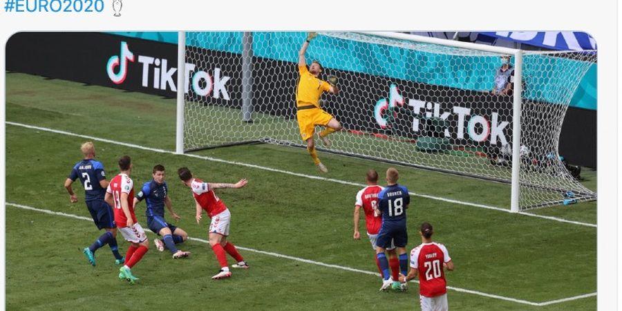 UEFA Dikecam, Pelatih Denmark Jelaskan Mengapa Pertandingan Dilanjutkan Hari Itu Juga