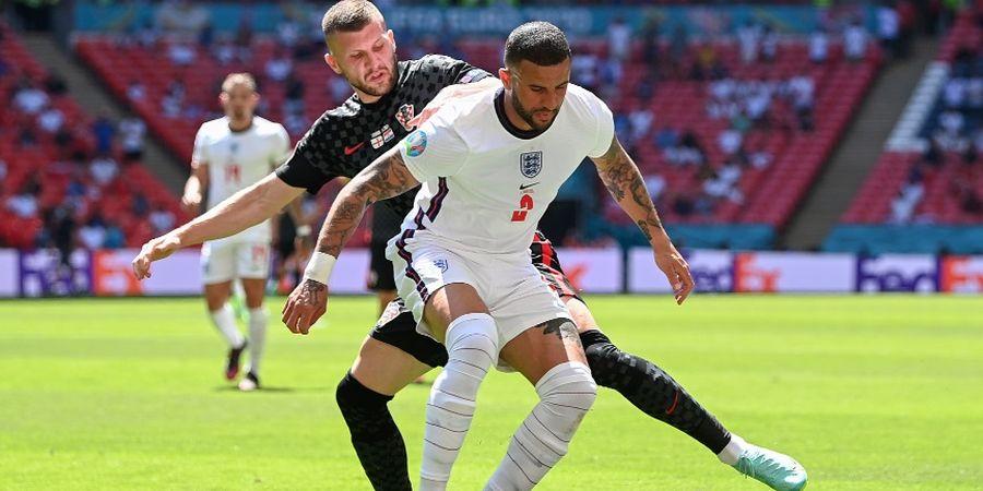 Bukan Harry Kane atau Raheem Sterling, Kyle Walker Pemain Terbaik Inggris di EURO 2020