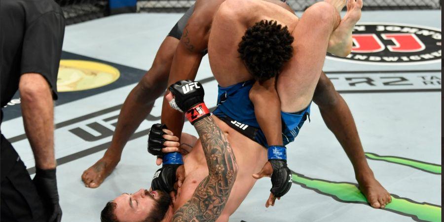 Rusak Tangan Lawan di UFC 263, Paul Craig Dapat Sabuk Hitam BJJ