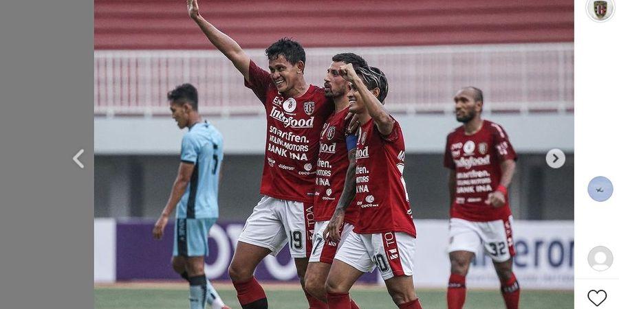 Piala Walikota Solo Diundur, Jadwal Bali United Bentrok dengan Piala AFC