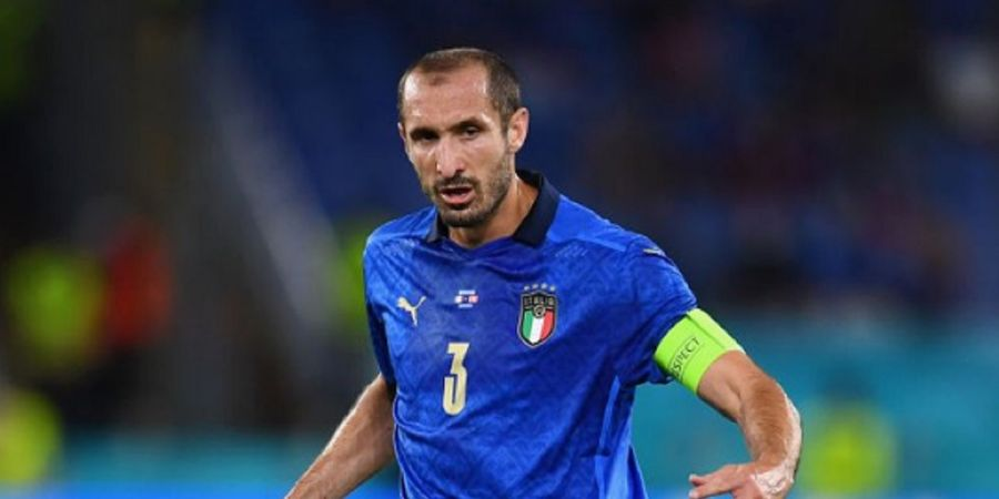 Berita EURO 2020 - Berpotensi Absen karena Cedera, Kapten Italia Kalem