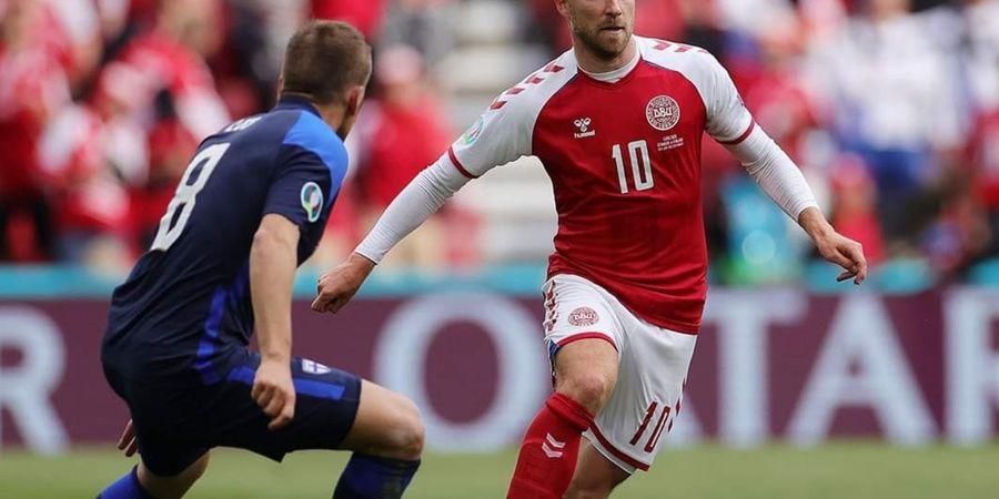 EURO 2020 - Eriksen Akan Jadi Wakil Denmark di Final Piala Eropa