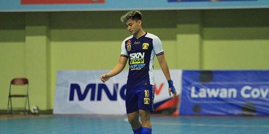 Semen Padang Rekrut Pemain Futsal SKN Kebumen
