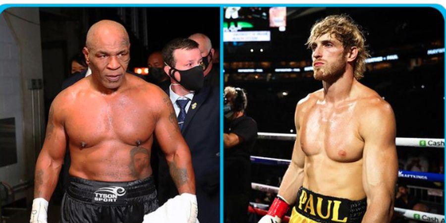 Incar Lawan Baru, Petinju Abal-abal Ingin Kalahkan Mike Tyson