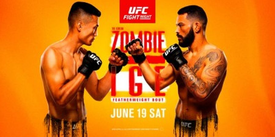 Rekap Hasil UFC Vegas 29 - Menang Pengalaman, Zombi Korea Kalahkan Dinamit Ige