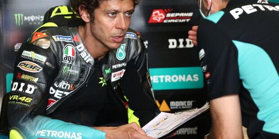 Nasib di MotoGP Lagi-lagi Dipertanyakan, Valentino Rossi Kalap